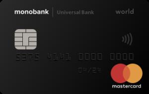 кредитная карта монобанк - monobank